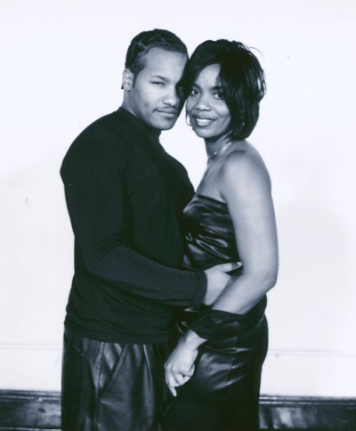 Dai as Derrell and Adrienne Calhoun as Victoria, Derrell's Girlfriend